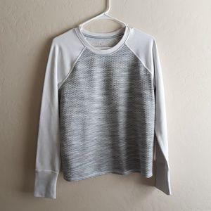 Athleta medium crewneck  pullover sweater